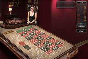 Titan Casino Live Roulette